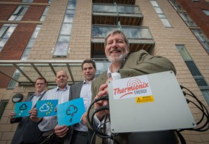 Science City's business support team have helped develop Thermionix - a device which makes old storage heaters more efficient and cost effective